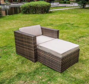 Rattan Patio Lawn Chair for Sale in Bethesda, MD