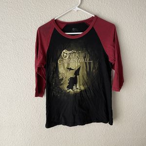 Hot Topic Over The Garden Wall Baseball Tee for Sale in Newport Beach, CA
