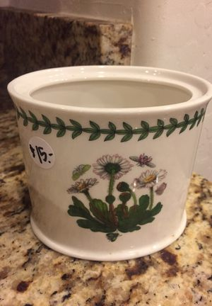 Portmerion toothbrush holder or other container for Sale in Buckeye, AZ