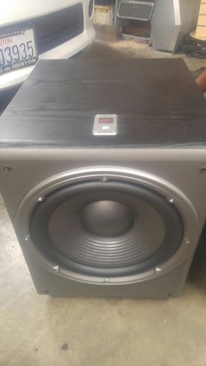 """Jbl 12"""" subwoofer for Sale in Tacoma, WA"""