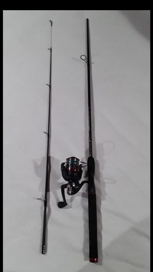 Fishing rood with reel for Sale in Annandale, VA
