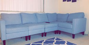 5 piece sectional for Sale in Denver, CO