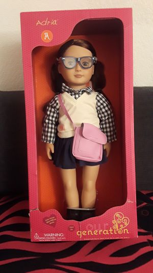 Our generation doll Adria for Sale in Parker, CO