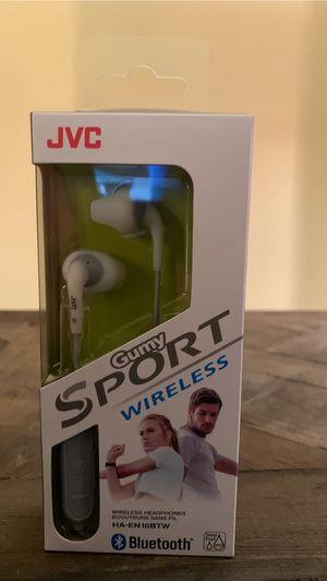 JVC Bluetooth Sport Earbuds for Sale in Mesa, AZ