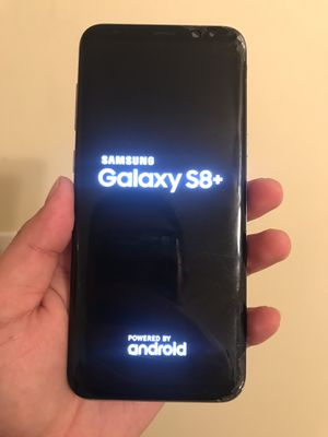 Sprint/Boost galaxy s8+ for Sale in Cary, NC