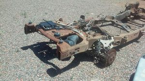 Hot rod frame & chassis for Sale in Moriarty, NM