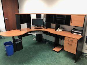 2 Corner Workstation Desks for Sale in San Diego, CA