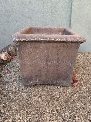 Concrete planter for Sale in Phoenix, AZ