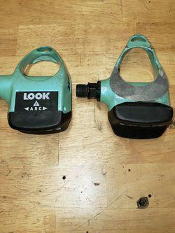Look BIANCHI Celeste Pedals for Sale in Pico Rivera,  CA