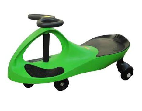 Lime green PlasmaCar