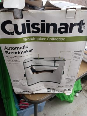 Cuisinar Automatic Bread. Maker for Sale in Las Vegas, NV