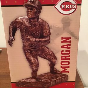 Joe Morgan Cincinnati Reds Bronze Statue SGA for Sale in Mundelein, IL