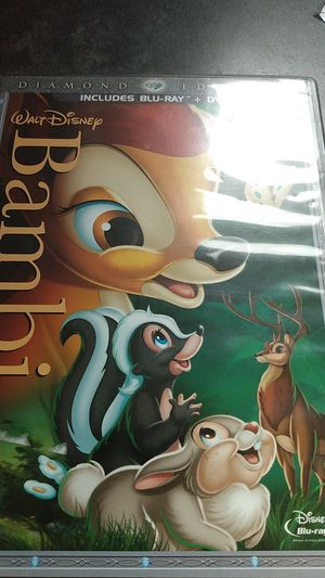 Bambi blu-ray for Sale in Mesa, AZ