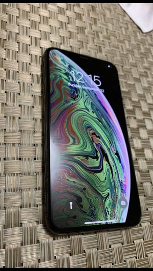 iPhone X Max for Sale in Phoenix, AZ
