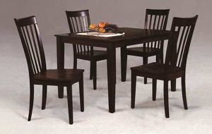 5 Pcs dining table New in box. Price firm. XA for Sale in Pomona, CA