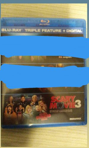 Scary Movie 3 Digital Code for Sale in Azusa, CA