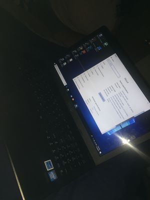 Asus laptop for Sale in Macomb, IL