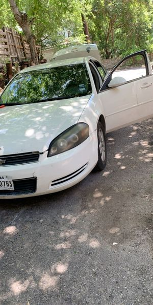 2006 Chevy Impala for Sale in San Antonio, TX