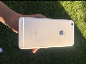 iPhone 6s Plus for Sale in Orosi, CA