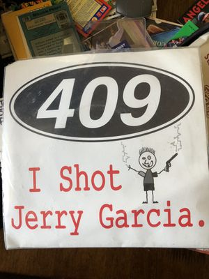 409 I Shot Jerry Garcia record. Never played for Sale in Beverly Hills, CA