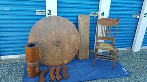 Antique oak table for Sale in Seattle, WA