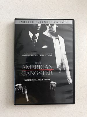American Gangster - Unrated Extended Edition for Sale in Phoenix, AZ