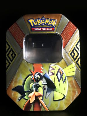 "Pokemon 2017 Summer Island Guardians ""Empty"" Tin - Tapu Koko for Sale in San Diego, CA"