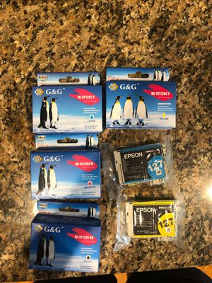 Variety of new printer cartridges for Sale in Middletown, MD