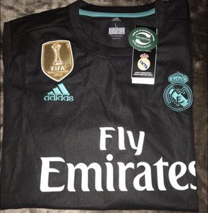 Adidas Real Madrid Away Jersey for Sale in Silver Spring, MD