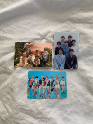 BTS Love Yourself Group Lenticulars for Sale in Gilroy, CA