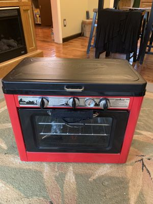 Outdoor Camp Chef Oven and stove for Sale in Vancouver, WA