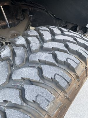 *****Tires only********** Mud tires 37/13.5/20 for Sale in Hesperia, CA