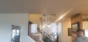 Dinning room chandelier for Sale in Puyallup, WA