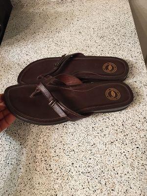 Nurture women flip flops thong sandals size 8 for Sale in Glendale, AZ