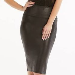 Black Faux Leather Pencil Skirt for Sale in Ontario,  CA