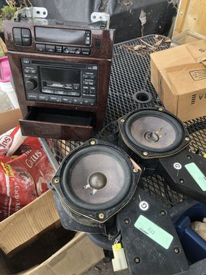 Bose stereo and speakers $100 for Sale in San Diego, CA