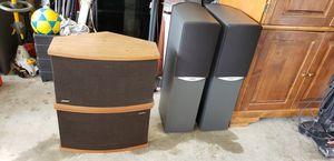 Bose speakers for Sale in Katy, TX