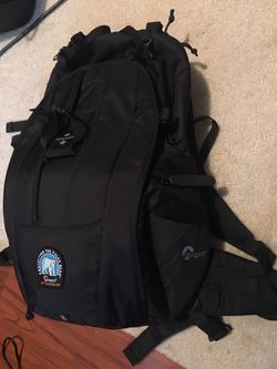 Lowepro Primus AW premium Camera backpack gear protection photography DSLR videography for Sale in San Jose,  CA