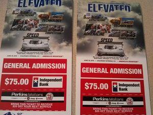 Pikes peak hill climb Tickets for Sale in Pueblo, CO