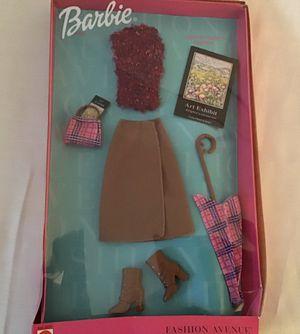 2001 Matel Barbie MetroFashion Avenue Clothes #25701 for Sale in Newportville, PA