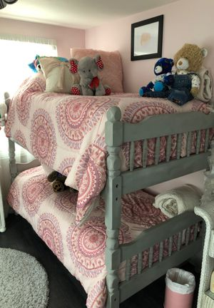 Bunk Set or two Twin Beds for Sale in Girard, OH