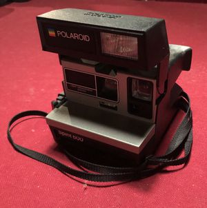 Polaroid Camera for Sale in Wild Rose, WI
