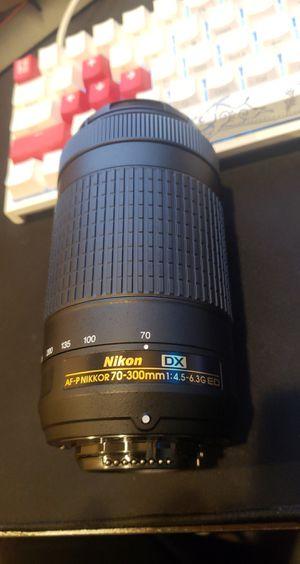 Nikon lens for Sale in Sunnyvale, CA