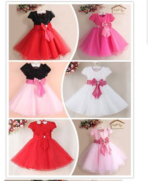 Beautiful formal flower girl dresses for Sale in Kissimmee, FL
