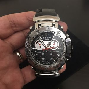 Tissot T-Race MOTO GP special edition watch for Sale in Irving, TX