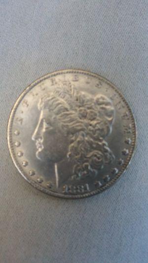 1881 Morgan Silver Dollar S for Sale in Long Beach, CA