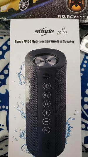 Sbode bluetooth speaker new in box for Sale in Newark, OH