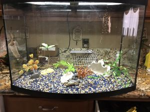 Fish tank 39 gallons. for Sale in Las Vegas, NV