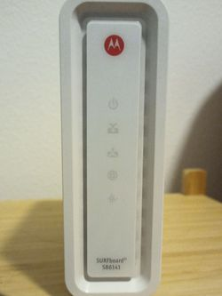 Motorola SB6141 Cable Modem for Sale in Happy Valley,  OR