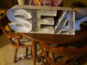 Lighted Sea sign for Sale in Dolton, IL